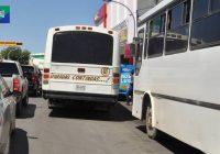Denuncian a malos operadores de transporte urbano