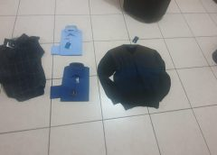 Ladrón a la moda, robó prendas por Alsuper Store