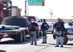 Policías empiezan concientización contra Covid19