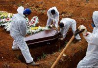 En 3 meses va el 40% de fallecidos por Covid en todo el 2020 en la región