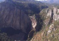 Falta de agua en la Cascada de Basaseachi no es por actividad minera