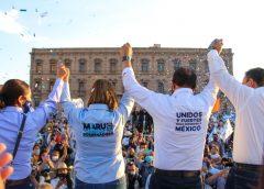 Promete Maru Campos defender a Chihuahua