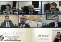 Confirma Tribunal Estatal Electoral el triunfo de Maru Campos y declaración de Gobernadora Electa