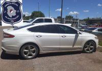 Encuentran en Cuauhtémoc, auto robado en Florida
