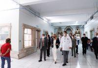 Empresarios y gobierno techarán Hospital Central