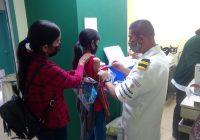 Inicia vacunación a menores de 12 a 17 años en Cuauhtémoc