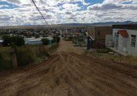 """Manita de gato"" a calles de terracería y atención 3 mil baches en Cuauhtémoc"
